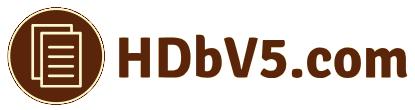 hdbv5 logo